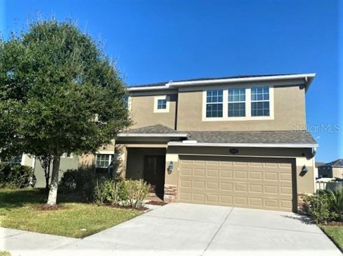 Photo of 10605 PICTORIAL PARK DRIVE, TAMPA, FL 33647 (MLS # T3276419)