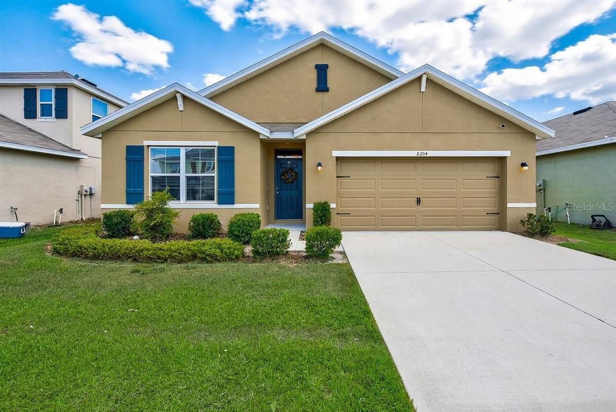 8204 BILSTON VILLAGE LANE, Gibsonton, FL 33534 - #: T3308419