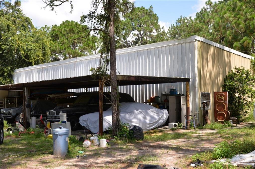 7485 & 7479 B W STEVENSON ROAD, Brooksville, FL 34613 - #: W7828419
