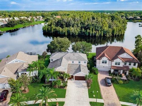 Photo of 17933 BAHAMA ISLE CIRCLE, TAMPA, FL 33647 (MLS # T3321420)