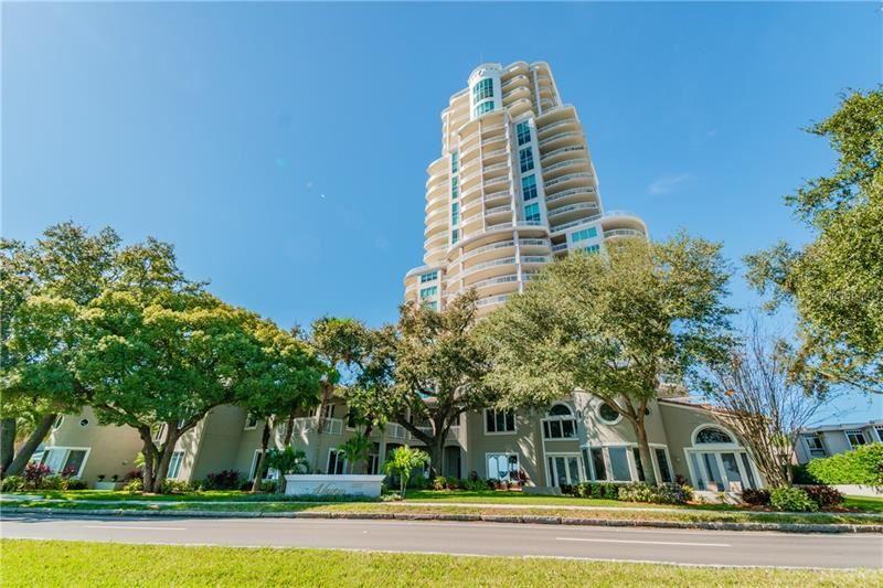 3507 BAYSHORE BOULEVARD #801, Tampa, FL 33629 - MLS#: U8077420