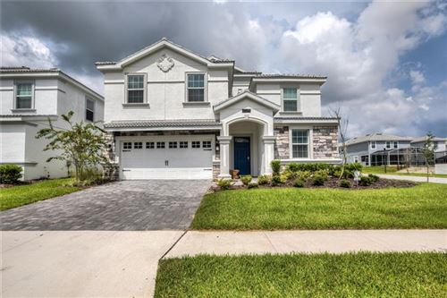 Photo of 1574 PLUNKER DRIVE, DAVENPORT, FL 33896 (MLS # O5863421)