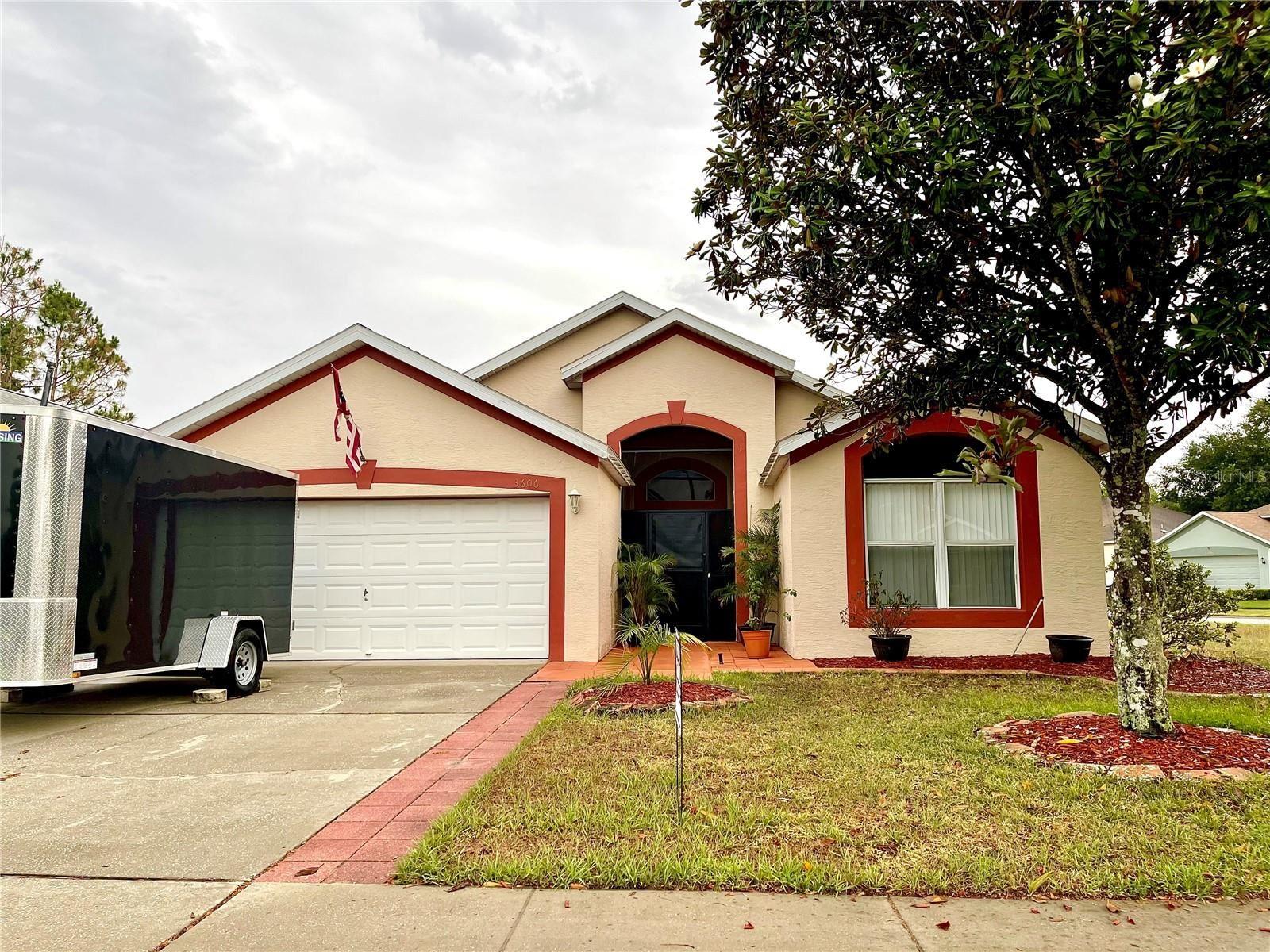 3606 CINNAMON FERN LOOP, Clermont, FL 34714 - #: O5949422