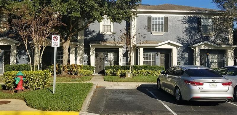 3491 WILSHIRE WAY ROAD #43, Orlando, FL 32829 - MLS#: S5034422