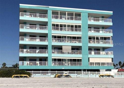 Photo of 14110 GULF BOULEVARD #102, MADEIRA BEACH, FL 33708 (MLS # U8070423)
