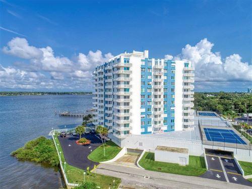 Photo of 925 N HALIFAX AVENUE #303, DAYTONA BEACH, FL 32118 (MLS # V4920423)