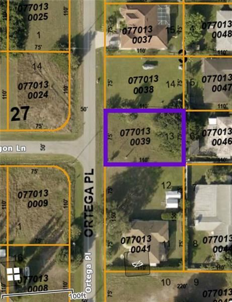 Photo of 00 ORTEGA PLACE, NORTH PORT, FL 34287 (MLS # N6114423)