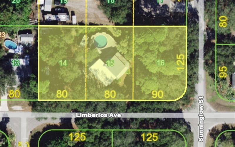 Photo of 18466 LIMBERLOS AVENUE, PORT CHARLOTTE, FL 33948 (MLS # C7431424)