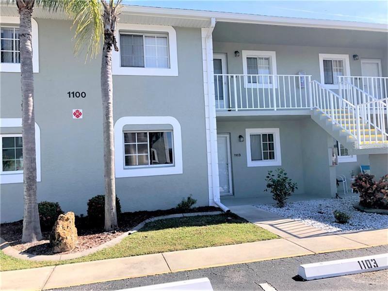 3310 LOVELAND BOULEVARD #1107, Port Charlotte, FL 33980 - #: C7437424