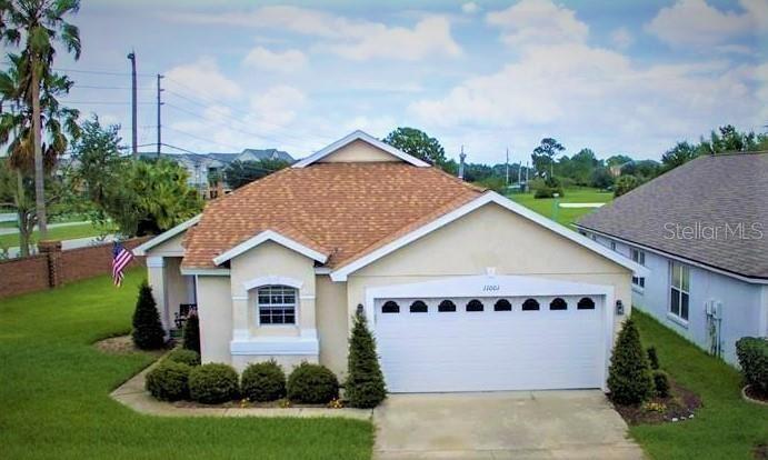 11001 CRYSTAL GLEN BOULEVARD, Orlando, FL 32837 - MLS#: S5035424