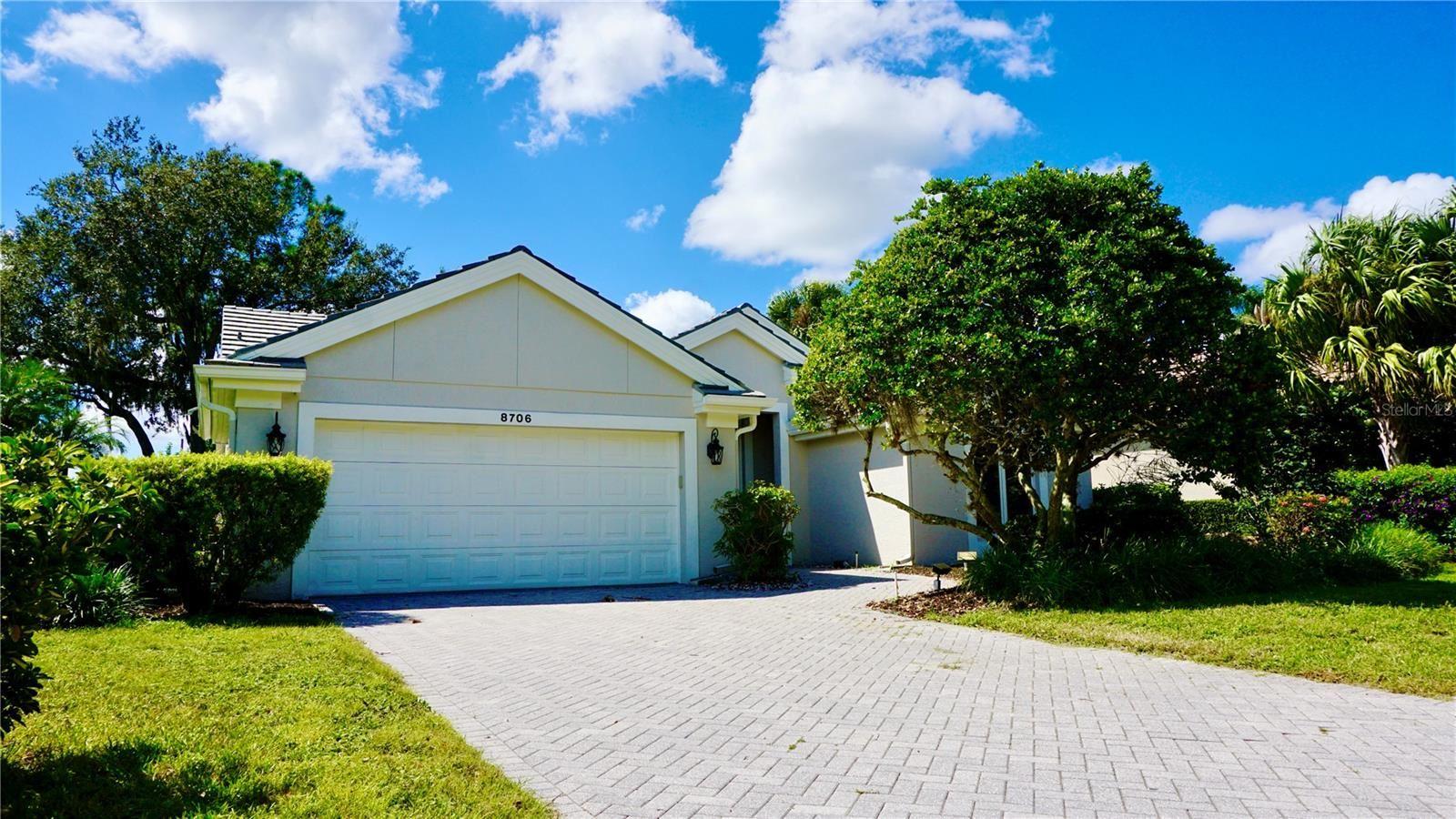 Photo of 8706 54TH AVENUE E, BRADENTON, FL 34211 (MLS # U8137424)