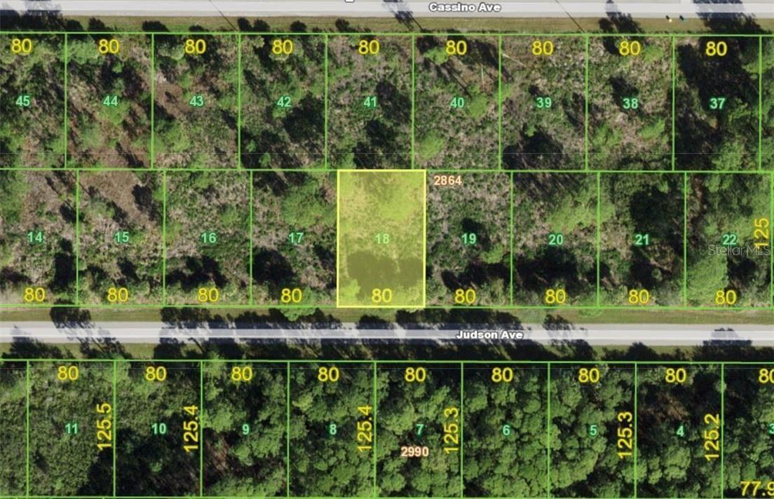 Photo of 12168 JUDSON AVENUE, PORT CHARLOTTE, FL 33953 (MLS # D6117425)