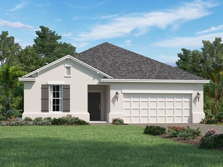 12571 RYEGRASS LOOP, Parrish, FL 34219 - #: O5850425