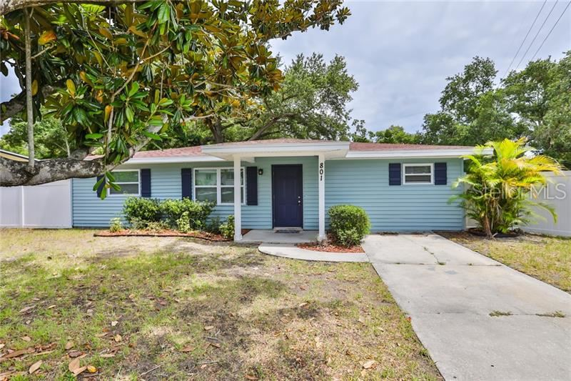 Photo for 801 SCOTLAND STREET, DUNEDIN, FL 34698 (MLS # T3180426)