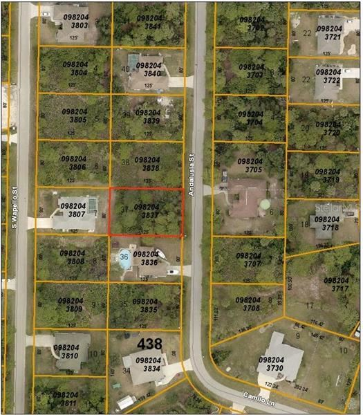 ANDALUSIA STREET, North Port, FL 34286 - #: C7418427