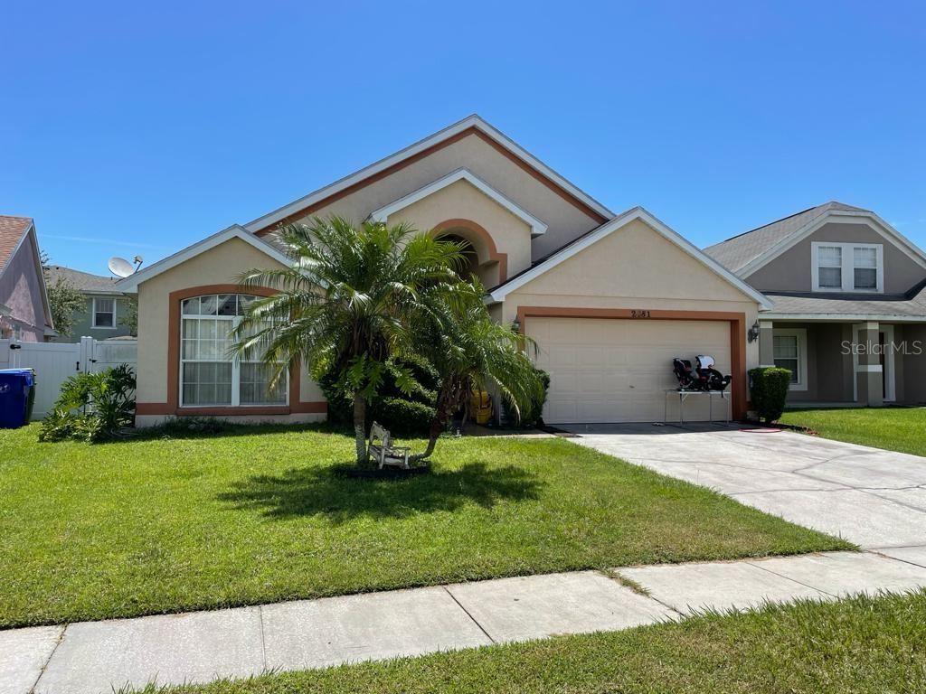 2081 SHANNON LAKES BOULEVARD, Kissimmee, FL 34743 - #: S5053427