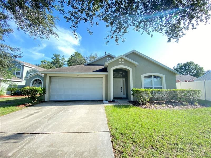 680 FAWN RIDGE DRIVE, Orange City, FL 32763 - MLS#: V4915428