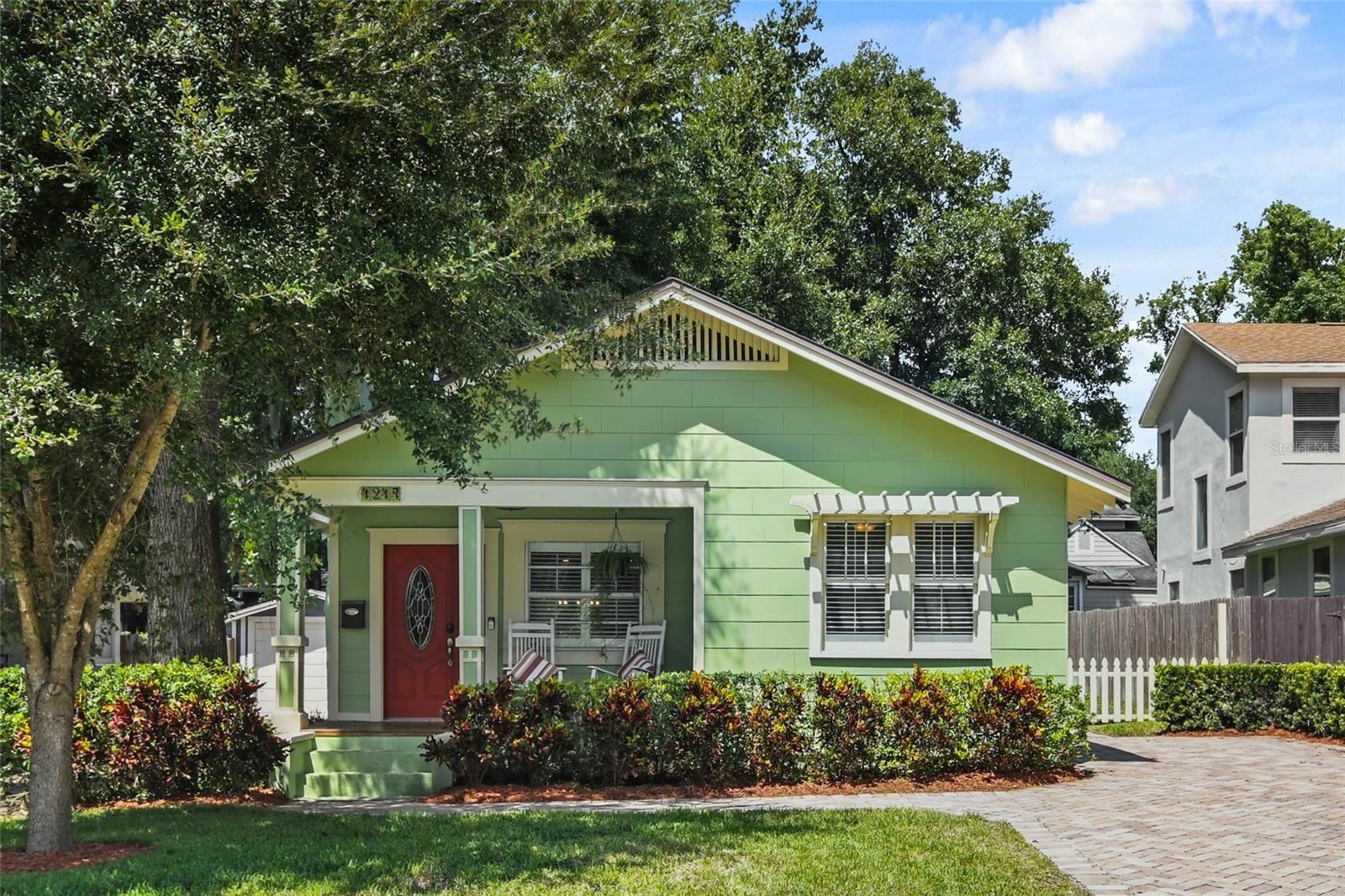 1217 NOBLE PLACE, Orlando, FL 32801 - #: O5969429