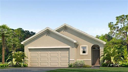 Photo of 16912 TRITE BEND STREET, WIMAUMA, FL 33598 (MLS # T3301430)
