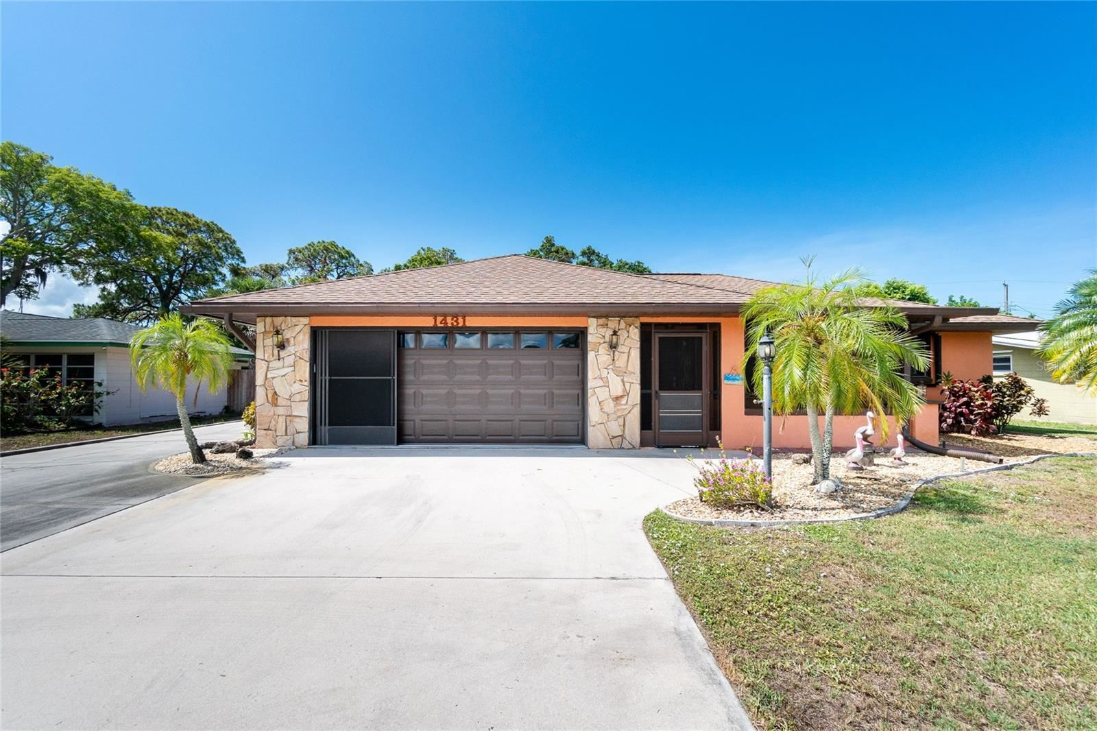 Photo of 1431 OVERBROOK ROAD, ENGLEWOOD, FL 34223 (MLS # D6119430)