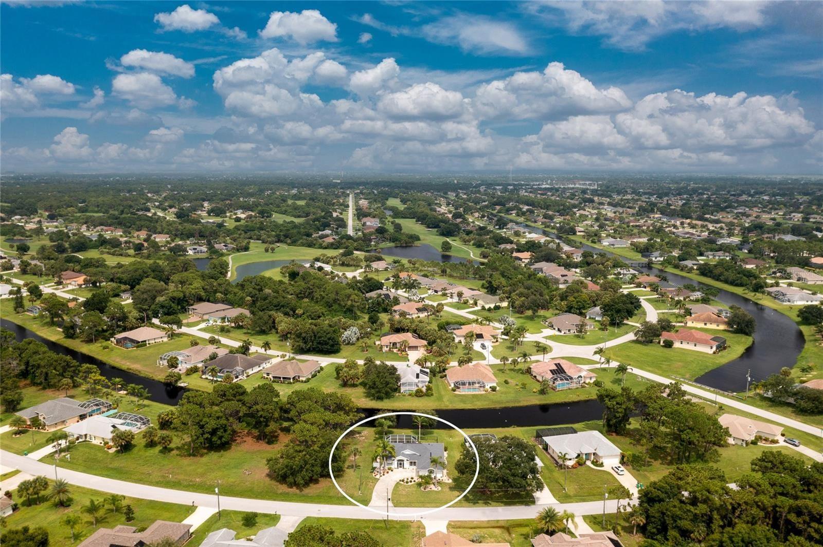 134 LONG MEADOW LANE, Rotonda, FL 33947 - #: D6120430