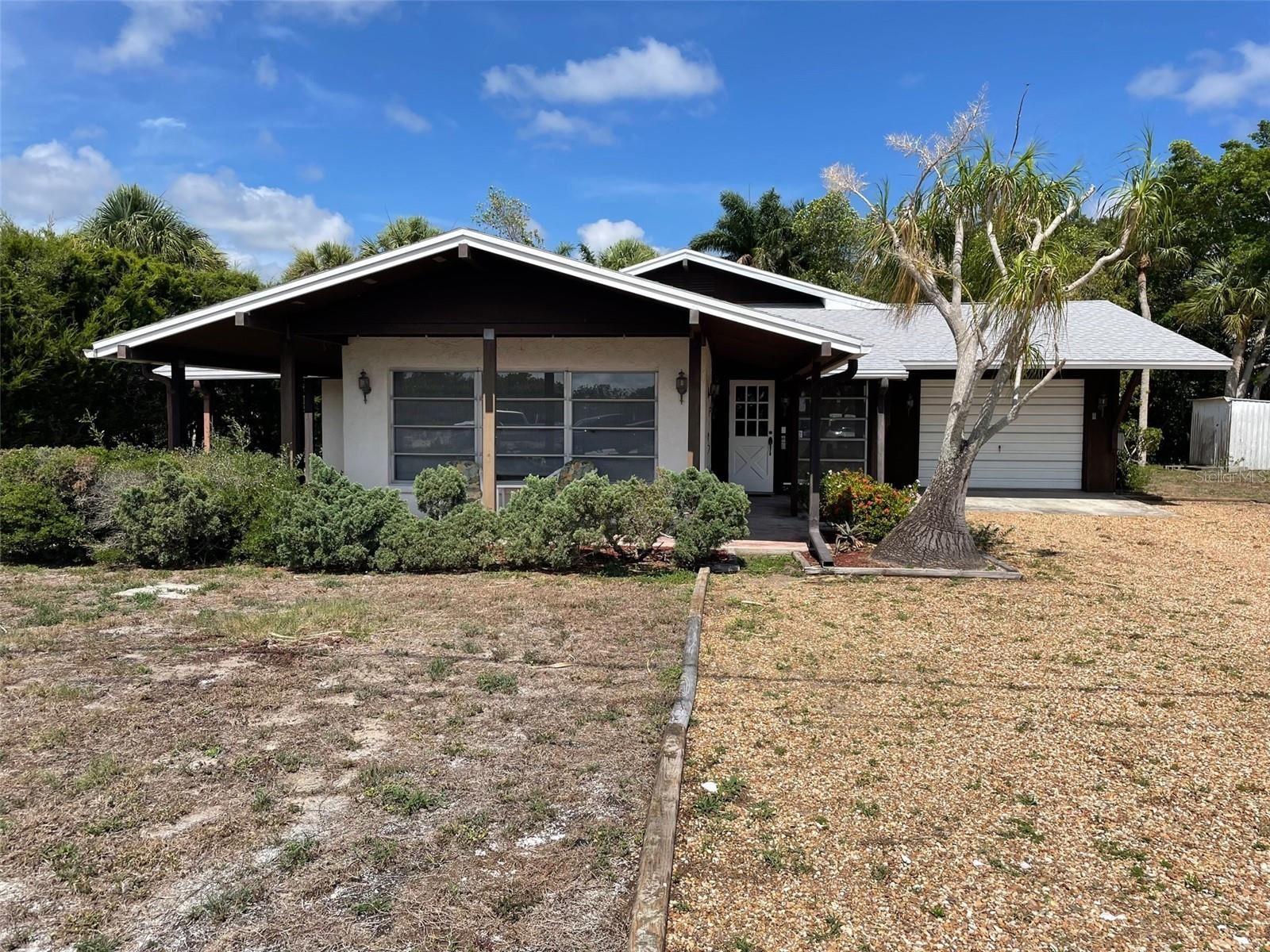 Photo of 231 WINSON AVENUE, ENGLEWOOD, FL 34223 (MLS # D6119431)