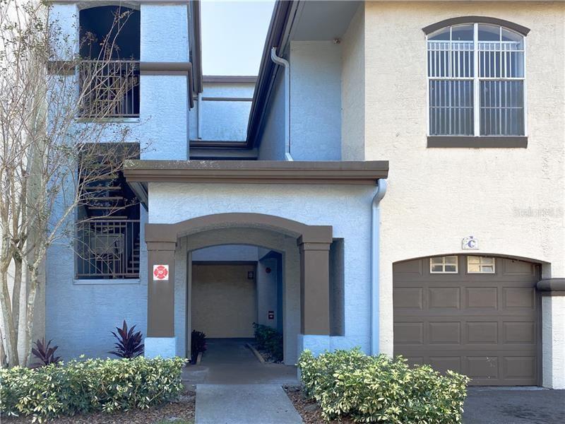 8517 ISLAND BREEZE LN #107, Temple Terrace, FL 33637 - MLS#: T3277431
