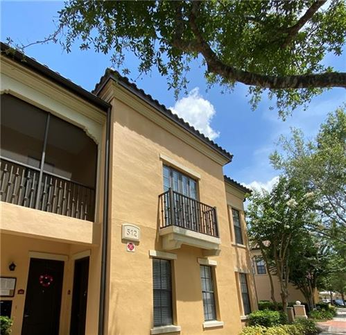 Photo of 512 MIRASOL CIRCLE #101, CELEBRATION, FL 34747 (MLS # S5036432)