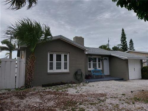 Photo of 114 145TH AVENUE E, MADEIRA BEACH, FL 33708 (MLS # T3275432)