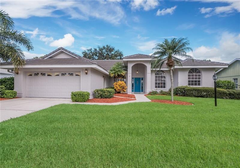 4844 WOOD POINTE WAY, Sarasota, FL 34233 - #: A4474433