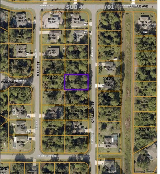 Photo of CRALEIGH STREET, NORTH PORT, FL 34288 (MLS # A4498434)