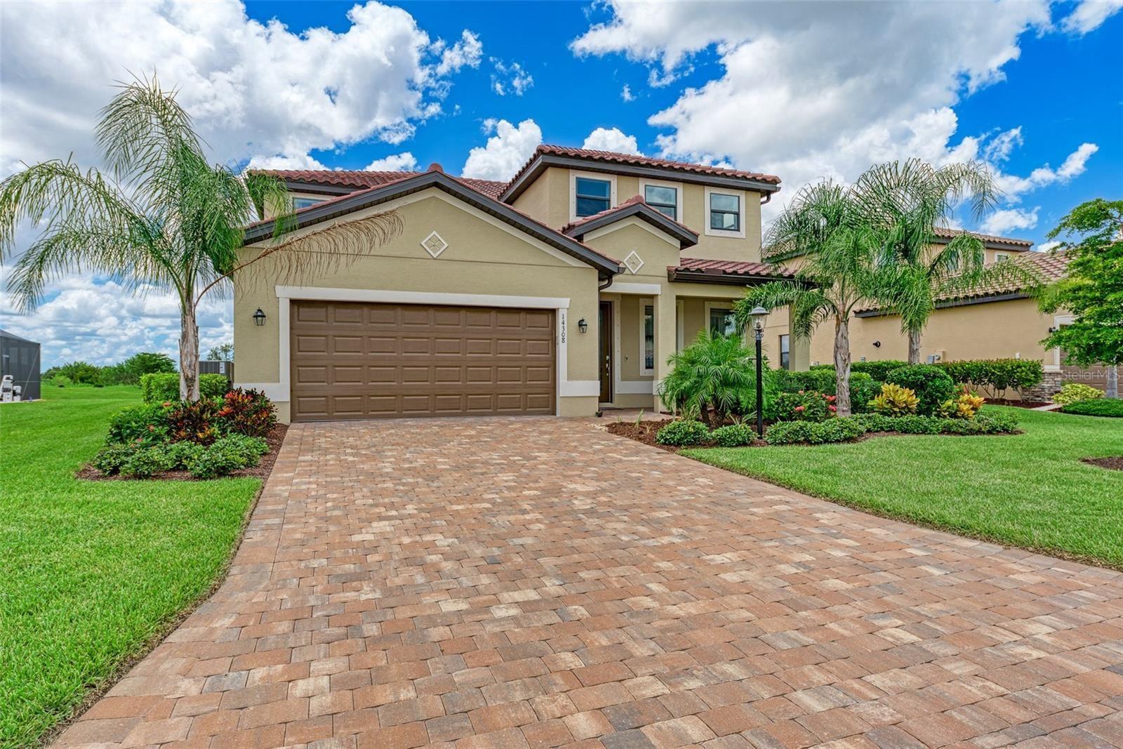 Photo of 14308 CAROLINA SKY PLACE, BRADENTON, FL 34211 (MLS # A4509435)