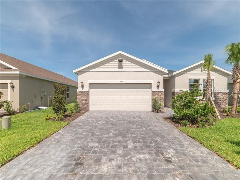 12569 RYEGRASS LOOP, Parrish, FL 34219 - #: O5850435