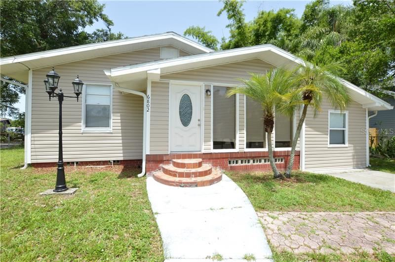 6802 N WELLINGTON AVENUE, Tampa, FL 33604 - MLS#: T3265435