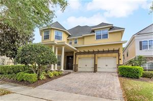 Photo of 7393 GATHERING COURT, REUNION, FL 34747 (MLS # O5777436)