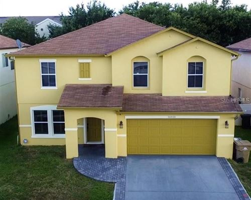 Photo of 16820 GOLD STAR COURT, CLERMONT, FL 34714 (MLS # O5841436)
