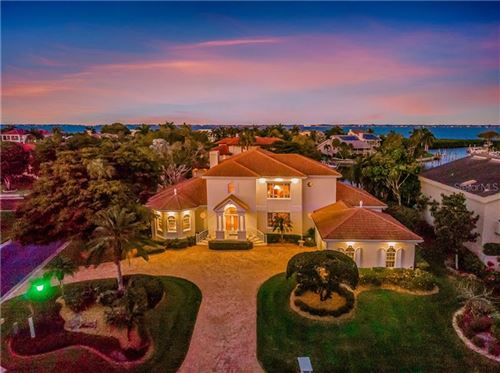 Photo of 1590 HARBOR SOUND DRIVE, LONGBOAT KEY, FL 34228 (MLS # A4463437)