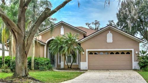 Photo of 636 LAKEWORTH CIRCLE, LAKE MARY, FL 32746 (MLS # O5923437)