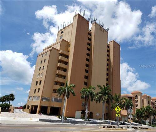 Photo of 11000 GULF BOULEVARD #1204, TREASURE ISLAND, FL 33706 (MLS # U8094438)