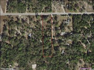 Main image for 15606 LITTLE RANCH ROAD, SPRING HILL, FL  34610. Photo 1 of 1