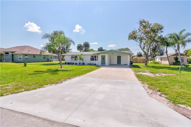 Photo of 849 E 4TH STREET, ENGLEWOOD, FL 34223 (MLS # D6114438)