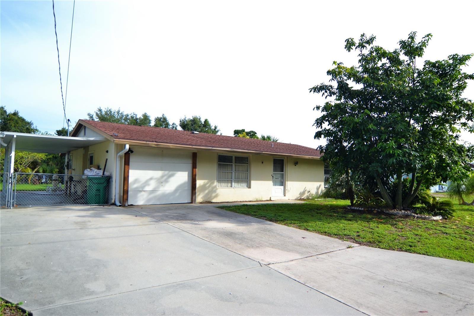 1453 HARMONY DRIVE, Port Charlotte, FL 33952 - #: C7445440