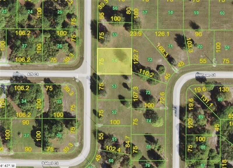 Photo of 25 SABOT COURT, PLACIDA, FL 33946 (MLS # D6114440)