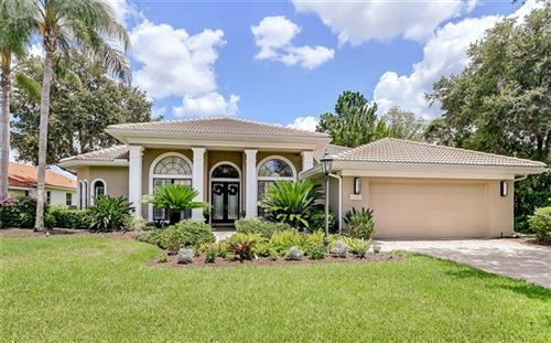 Photo of 3714 EAGLE HAMMOCK DRIVE, SARASOTA, FL 34240 (MLS # A4467442)