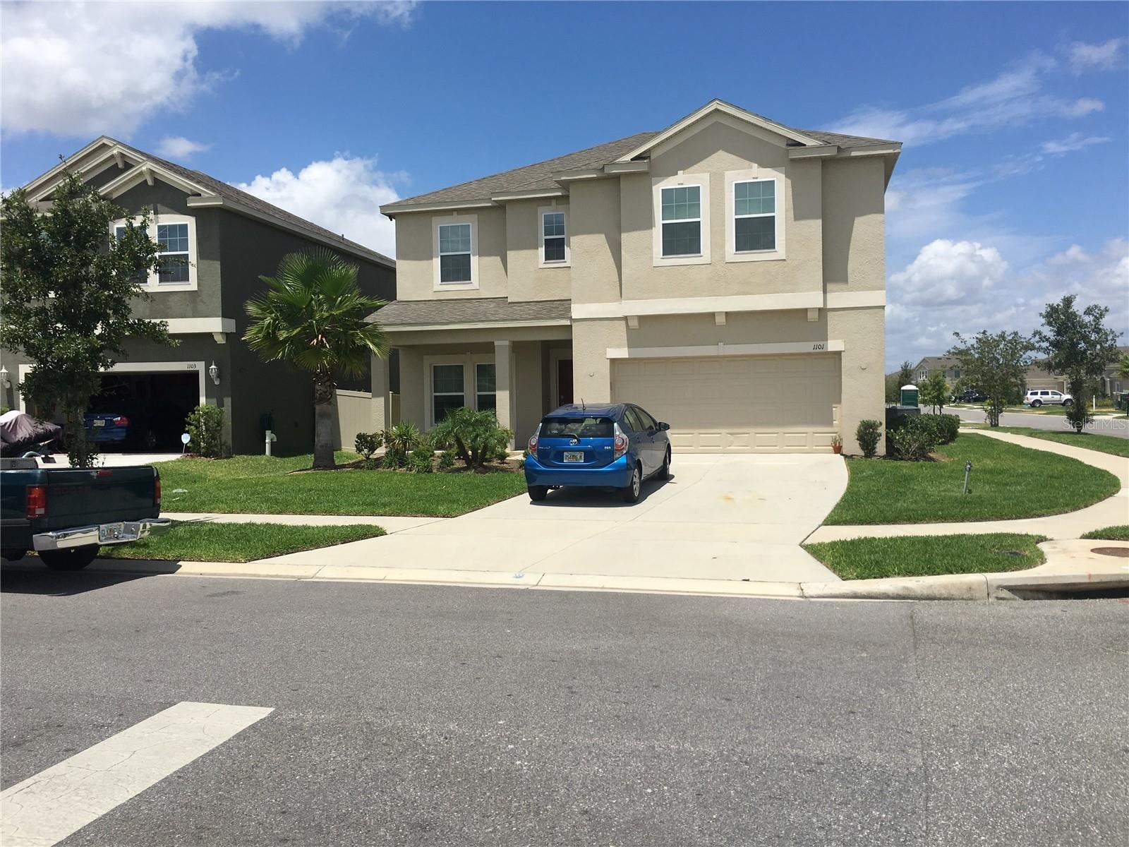 1101 WHITE WATER BAY DRIVE, Groveland, FL 34736 - #: G5046442