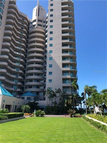 Photo of 1520 GULF BOULEVARD #602, CLEARWATER, FL 33767 (MLS # T3269443)
