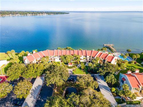 Photo of 7500 SUNSHINE SKYWAY LANE S #104, ST PETERSBURG, FL 33711 (MLS # U8127443)
