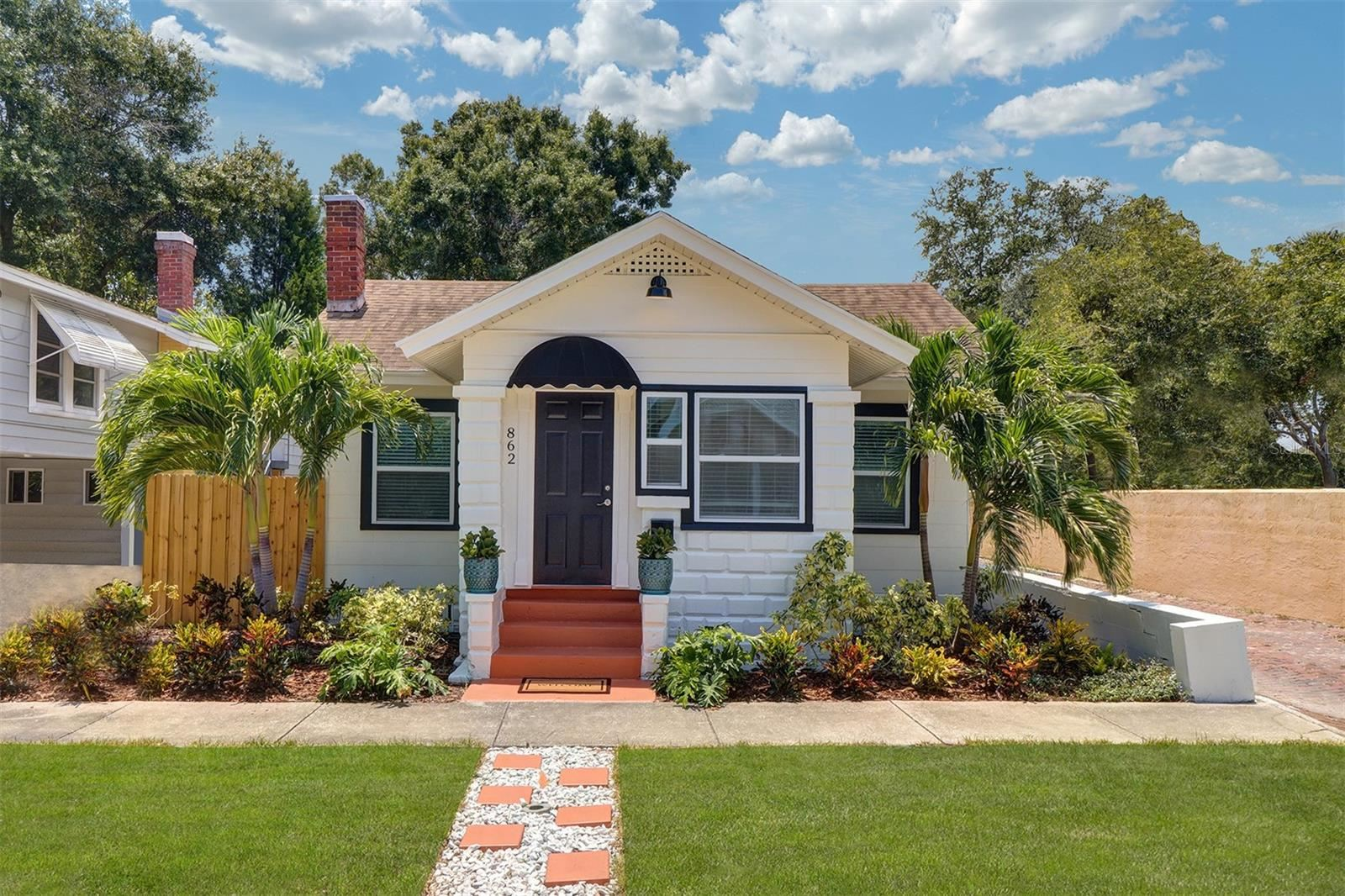 Photo of 862 12 AVENUE N, ST PETERSBURG, FL 33701 (MLS # T3321443)