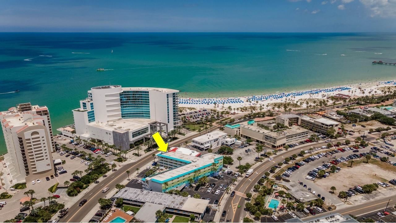 445 S GULFVIEW BOULEVARD #412, Clearwater, FL 33767 - MLS#: T3326443