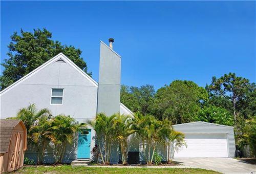 Photo of 4511 GROVELAND AVENUE, SARASOTA, FL 34231 (MLS # A4467444)